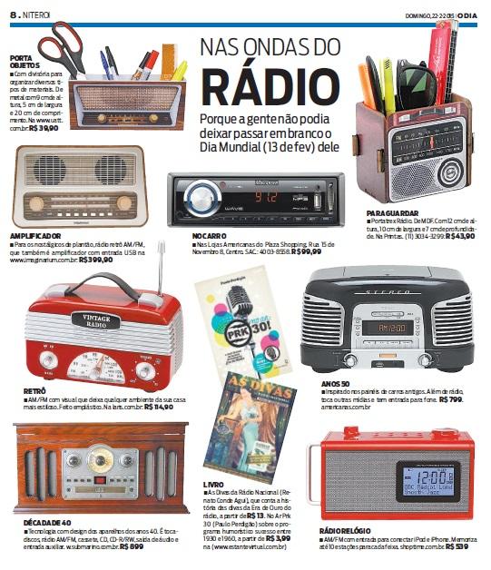 o dia radio