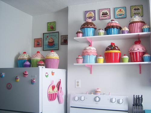 decor cupcake