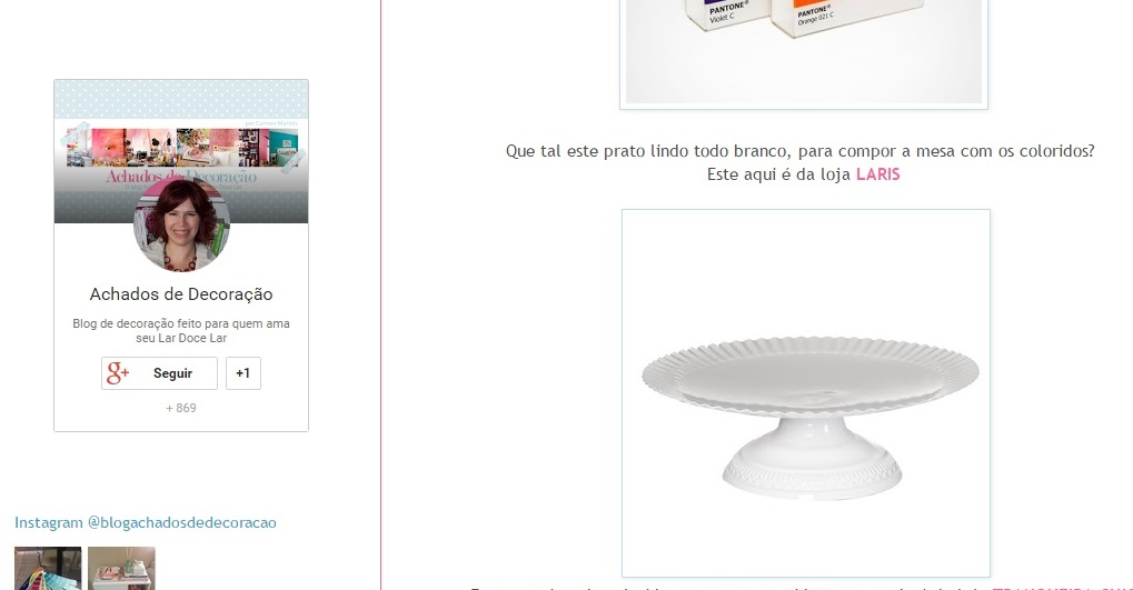 blog Achados de Decoração -Post 03/06/2015